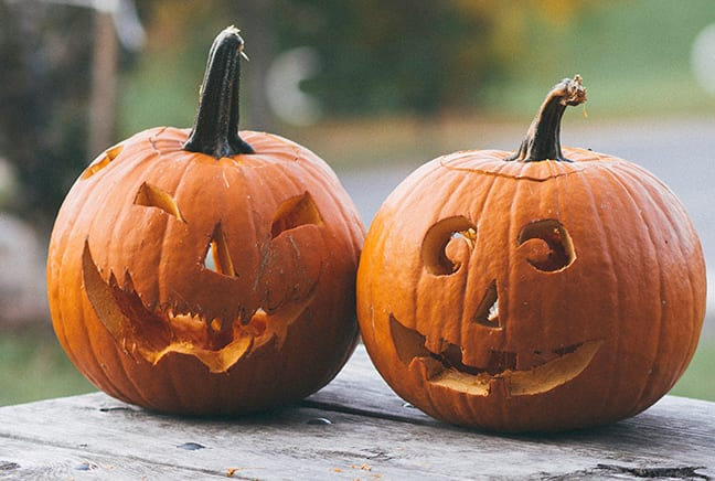 The Slimming Clinic's Favourite Halloween Activities