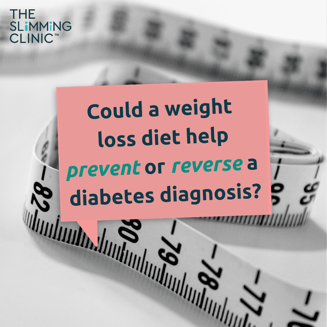 Could a weight loss diet help prevent diabetes?
