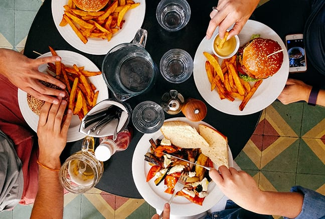 Top 5 Healthiest and Unhealthiest Chain Restaurant Items