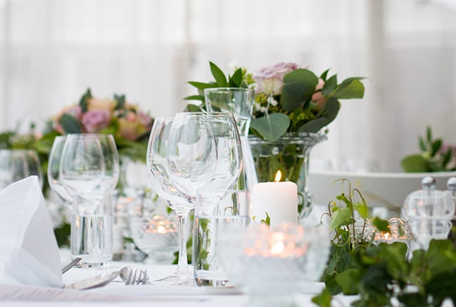 How To Stay Healthy This Wedding Season