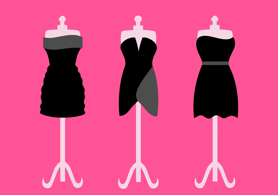 The Little Black Dress Challenge, the 12 Week Countdown to Christmas Has Begun!