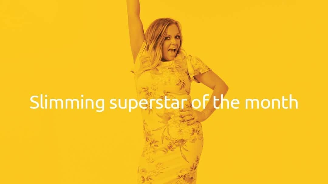 Slimming Superstar of the Month- January