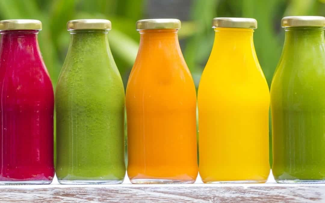 Juice Your Way To A Better Body This Spring