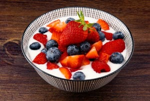 yoghurt, greek, healthy