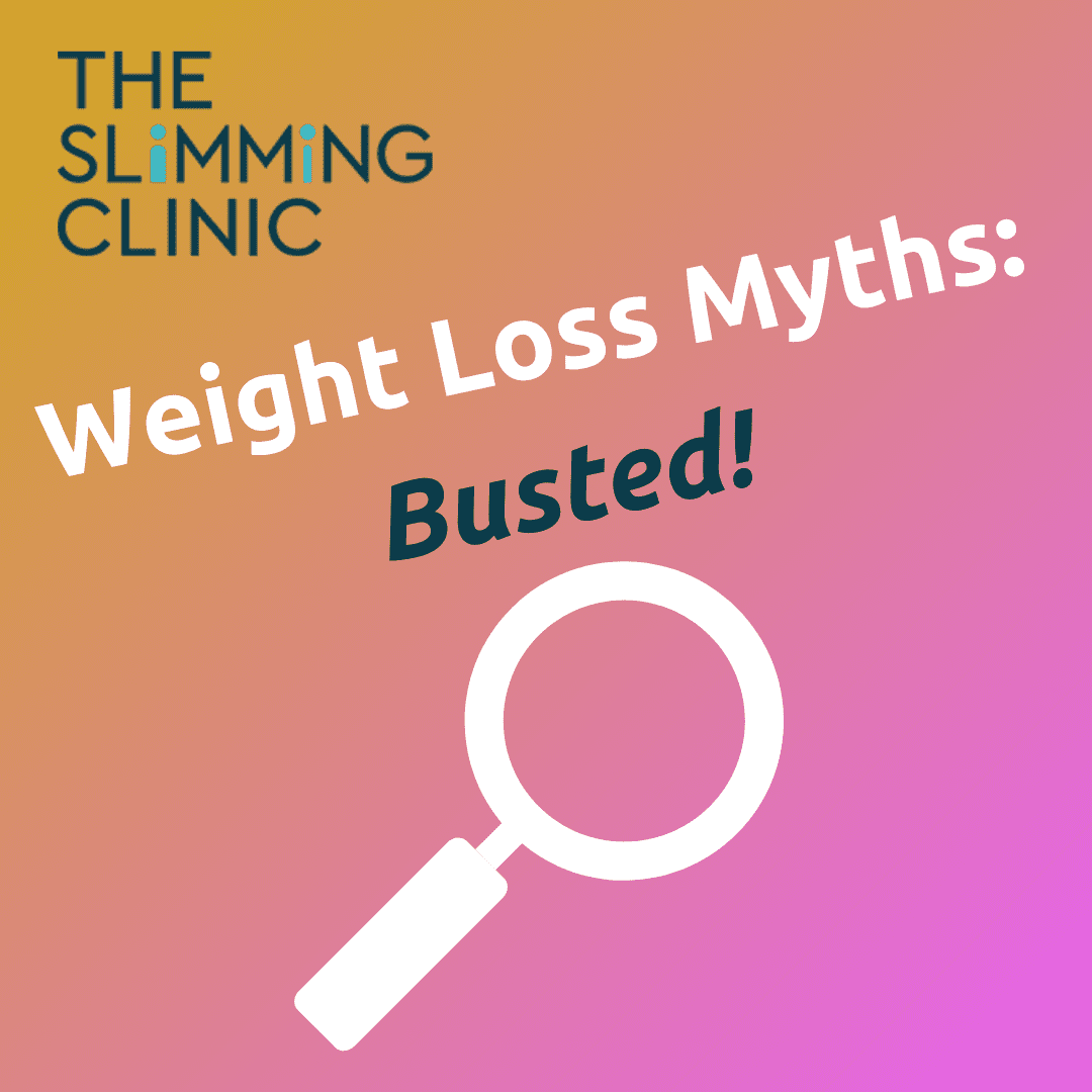 Weight Loss Myths: Busted