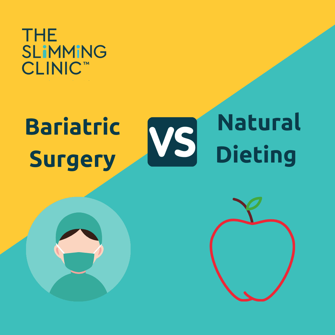 Bariatric surgery vs natural weight loss – which is better?