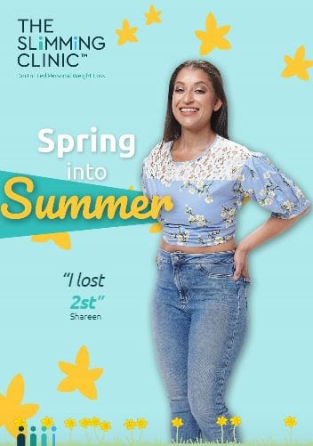 Spring Into Summer Weight Loss Guide