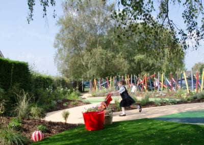 Outdoor Learning Space, West Sussex
