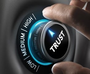 Building and fostering employee trust