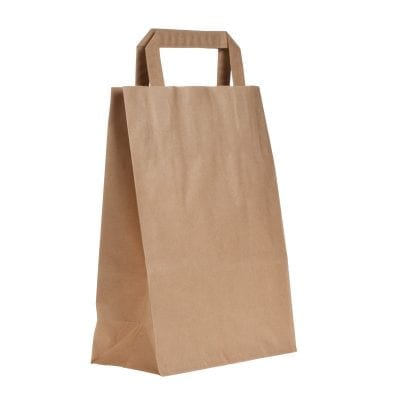 Printed Food & Takeaway Carrier Bags