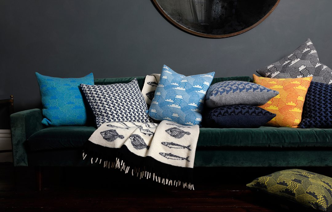 Cushions and Blankets