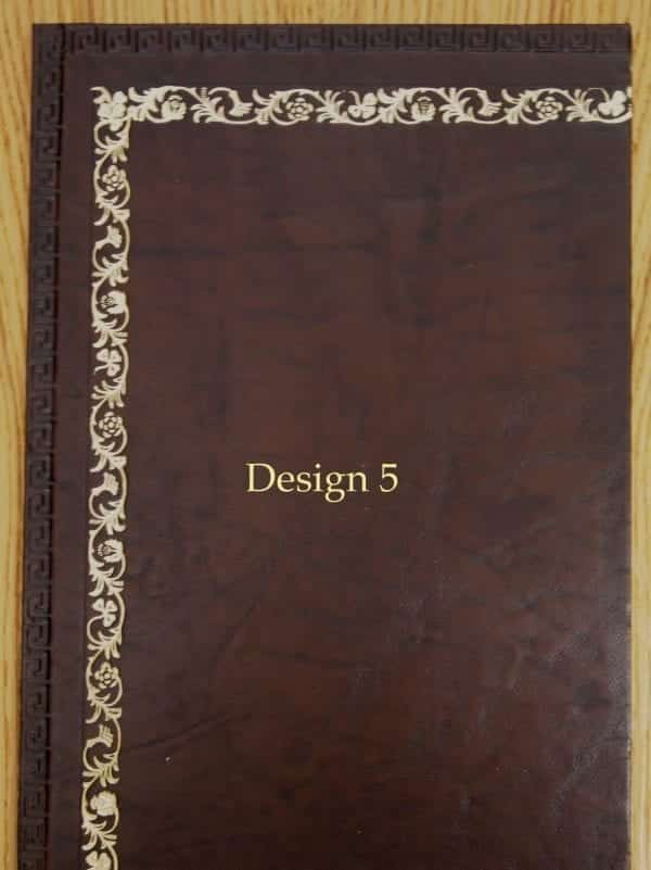 BROWN design Leather Inserts