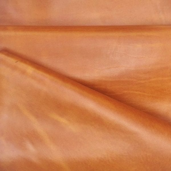 Horween english tan leather