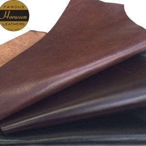 Horween Chromexcel Single Horse Fronts